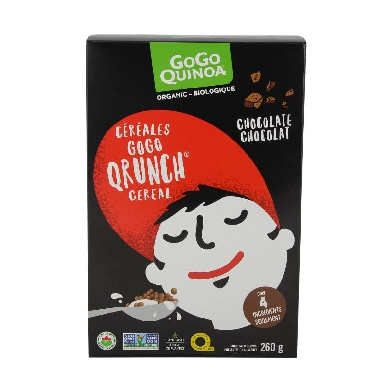 Product picture- GoGo Qrunch