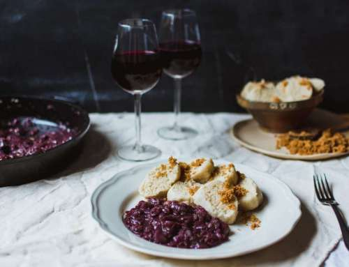 Harnessing The Power Of Mouthfeel The Vegan Way: Food And Wine Pairings for Winter