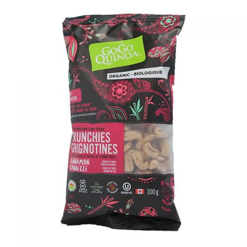 Product picture- Cinnamon crunchies
