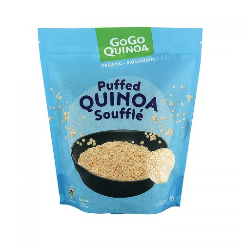Product picture- Puffed quinoa